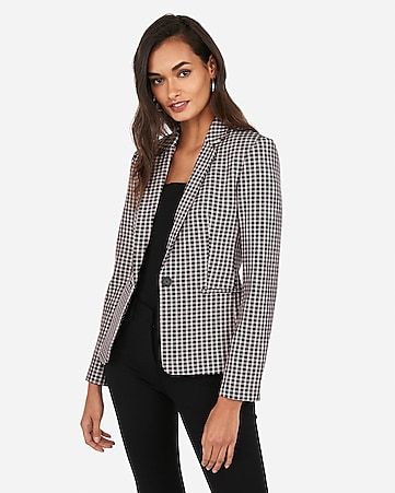9c31cce4270 Women s Tops - Shop a Variety of Blazers for Women - Express