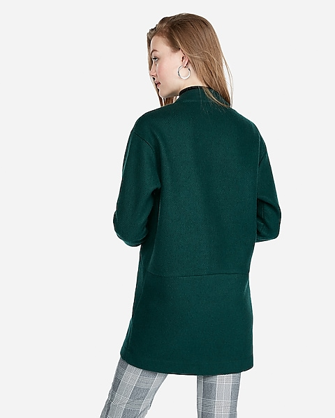 0040d718b Petite Oversized Knit Cardigan