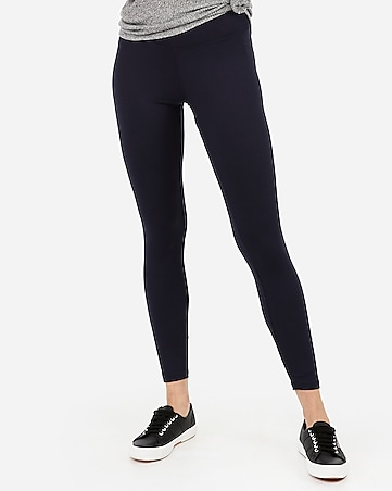 9eab64c1836a7d Express View · express one eleven high waisted supersoft ankle leggings