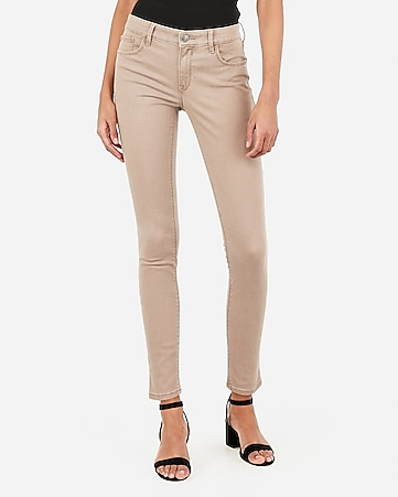 7eed76e70 Express View · mid rise five pocket stretch leggings