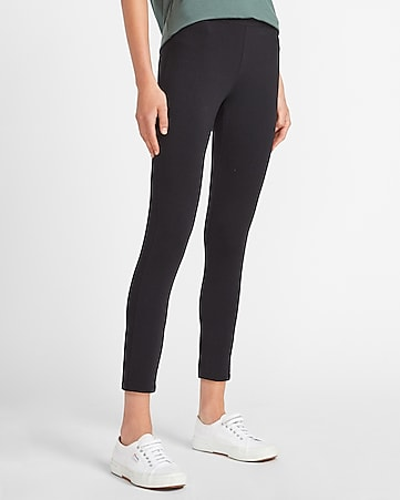 1e41b4bf797ed Express One Eleven Supersoft Ankle Leggings | Express