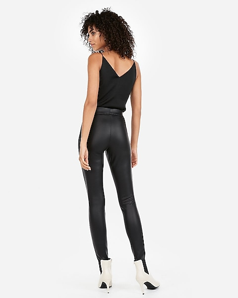 718f1e7315beb Faux Leather Leggings | Express