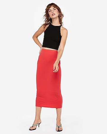 c7cf3dde1 Express View · express one eleven high neck cropped top