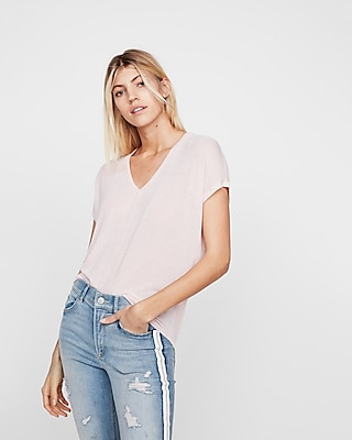 express-one-eleven-soft-knit-london-tee by express