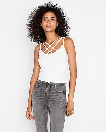 6395476c40b8 Women's Tops - Tank Tops and Camis for Women - Express