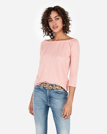 bfee72f4ac850 Women s Off The Shoulder Tops - Express