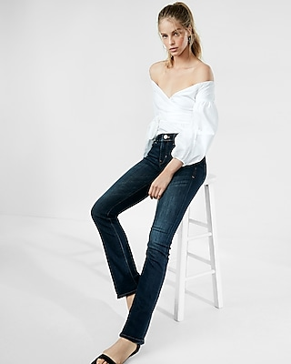 Petite Jeans. Petite Bootcut Jeans. Petite Jeggings. Petite Skinny Jeans. Petite Straight Jeans. All Products (39) Women's Rock & Republic® Indee Ripped Midrise Boyfriend Jeans. clearance. $ Regular $ Petite Gloria Vanderbilt Amanda Classic High Waisted Tapered Jeans. clearance.
