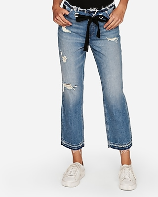 high-waisted-tie-waist-original-straight-cropped-jeans by express
