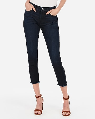 mid rise eco-friendly ankle zip cropped leggings