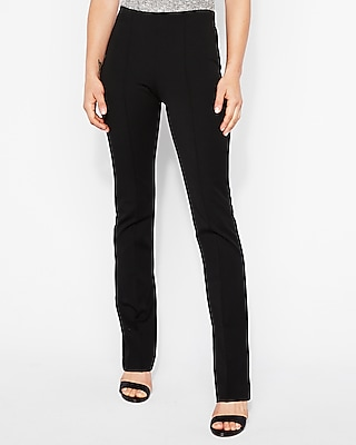 Mid Rise Pull On Barely Boot Pant by Express