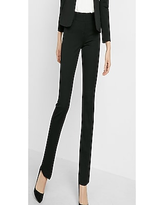 Petite Low Rise Barely Boot Columnist Pant | Express