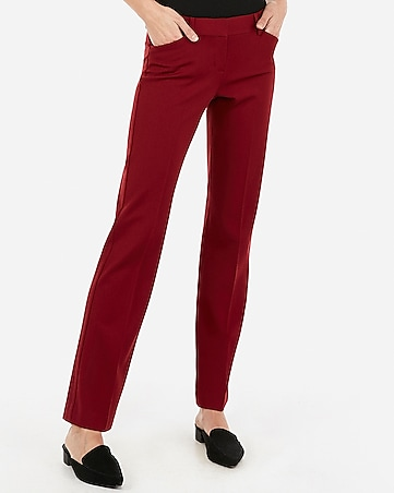 aa0b96121e Women s Dress Pants - Bootcut Dress Pants for Women - Express