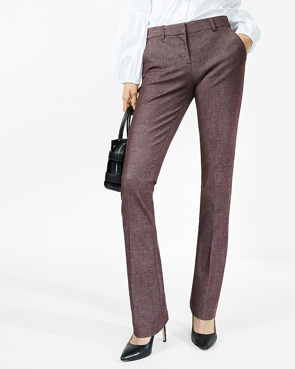 how to wear brown formal pants