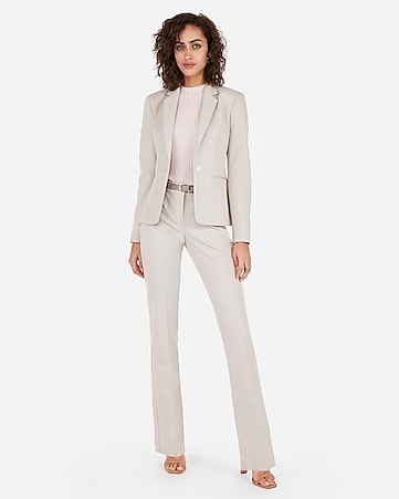 White Womens Suit FL12