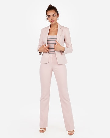 Suits & Sets Pant Suits Custom Made Business Pant Suits For Women Plus Size Ladies Pantsuit Blazer+pants For Work Royal Blue Pantsuit For Wedding Party