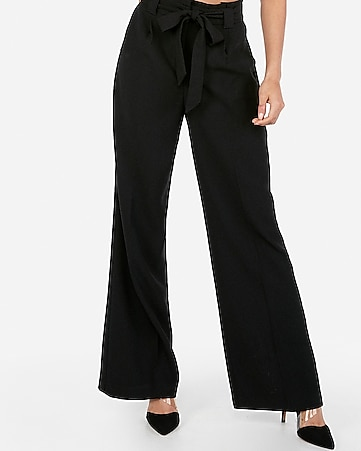 9e9b4c8fbad40 Women's Dress Pants - High Waisted & Wide Leg Dress Pants - Express
