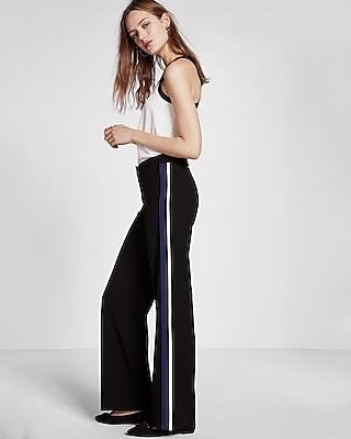 Women's Wide Leg Dress Pants: BOGO 50% Off   EXPRESS