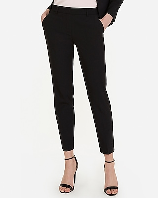 Mvmnt Mid Rise Columnist Ankle Pant by Express