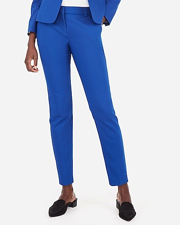 6e14bb5773c Express View · mid rise ankle columnist pant