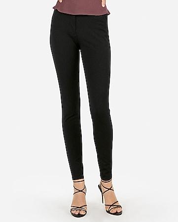 Women's Dress Pant Leggings Dressy Stretch Leggings Express