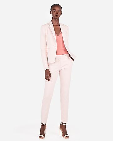 29ac839a407b Pink Skinny Columnist Pant Suit