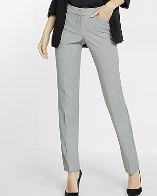 Grey Dress Pants Women yexEehVQ