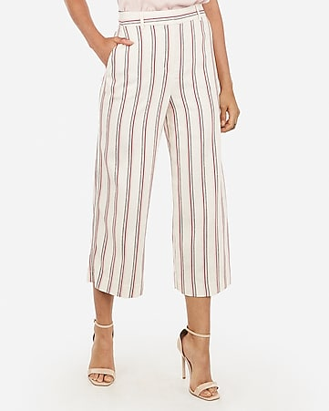 8ac8e401612ab9 Women's Dress Pants - Culotte and Cropped Dress Pants - Express