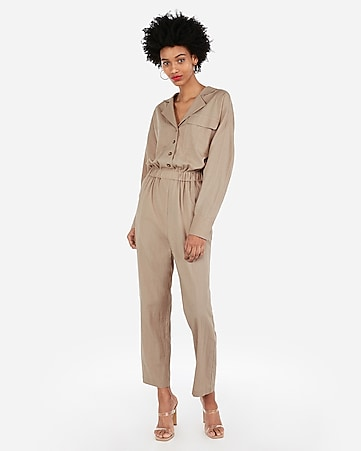 233c716d8be Express View · olivia culpo utility jumpsuit