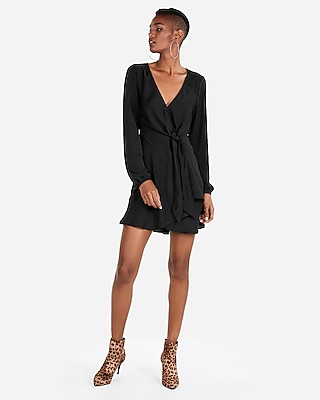 Women S Little Black Dresses Express