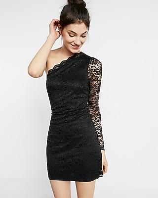 Little Black Dresses - 40% Off Off The Shoulder, Lace & Sheath ...