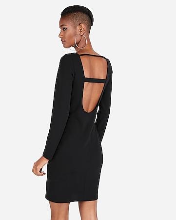 Womens Little Black Dresses Express