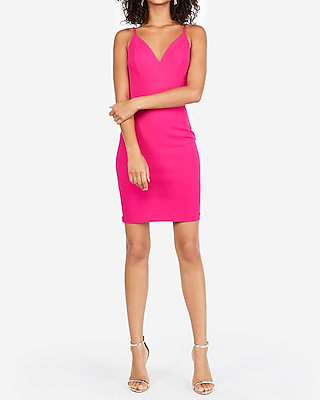 Fuschia Cocktail Dress