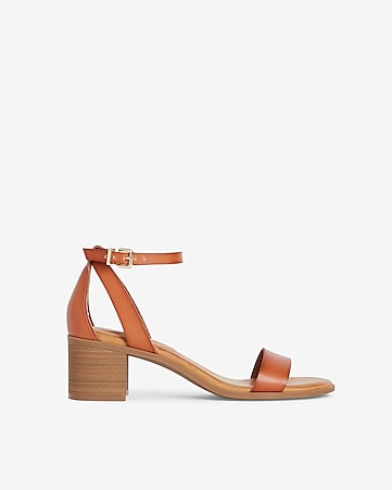 3492fd00f85 Express View · low block heeled sandals