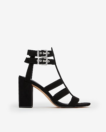 ae7d389f095f Express View · gladiator heeled sandals