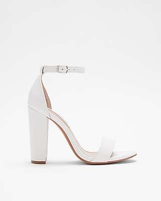 Steve Madden Solid Carrson Heeled Sandals by Express