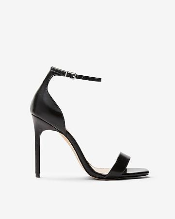 d51416a0a641da Express View · square toe heeled sandals