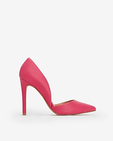 64acef07f85 Express View · two-piece pointed toe pumps