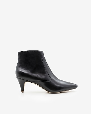 Jane And The Shoe Kizzy Heeled Booties by Express