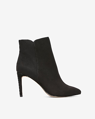 Dressy Heeled Booties by Express
