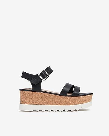 207842ef1ff8 Express View · steve madden keykey platform sandals