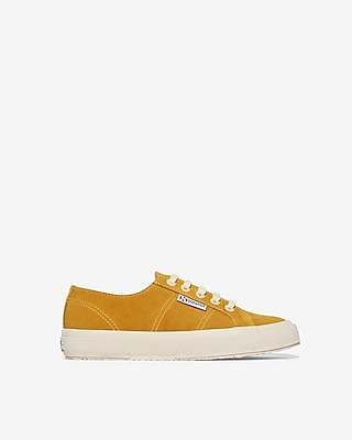 Superga Suede Sneakers by Express