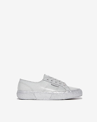 Superga Coated Glitter Sneakers by Express