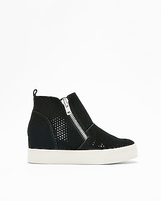 Steve Madden Wedgie Sneakers by Express