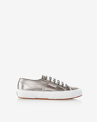 Superga Metallic Classic Sneakers by Express