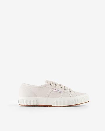 5a6e77ee6c6 Superga White Cotu Classic Sneakers