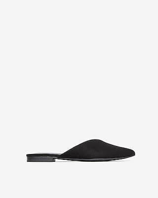 Pointed Toe Mules by Express