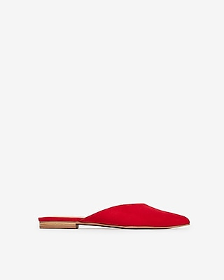 EXPRESS Pointed Toe Mules