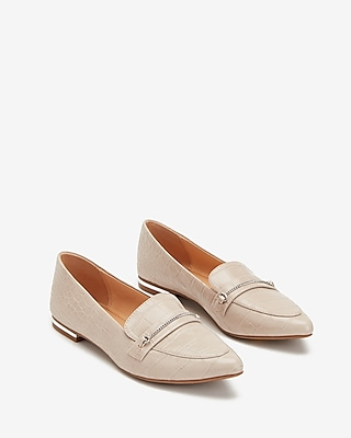 Express.com deals on Express Womens Chain Loafers