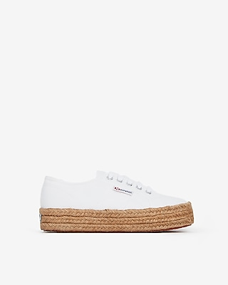 Superga Espadrille Platform Sneakers by Express