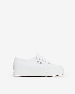 Superga Platform Sneakers by Express